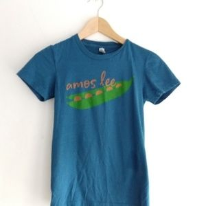 American Apparel Amos Lee Graphic Tee